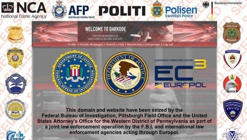FBI Shuts Down One of the Biggest Hacking Forums