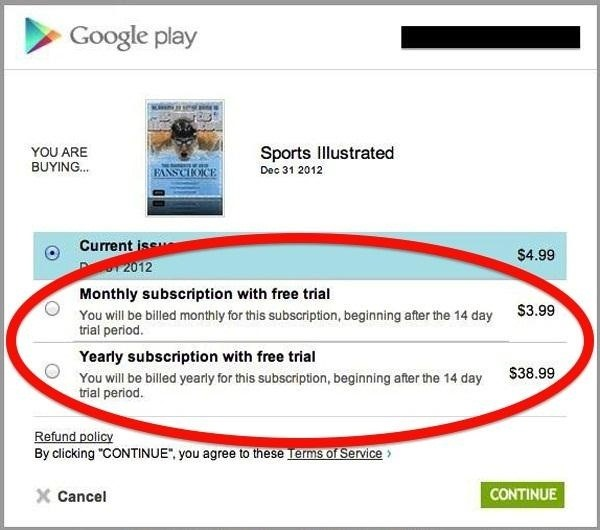 How to Get Unlimited Free Magazines from Google Play on Your Android Device
