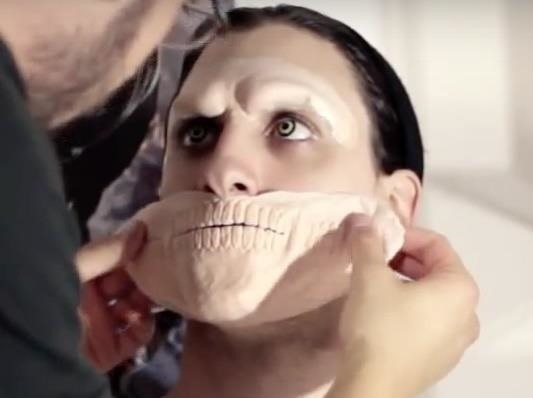 Attack on Titan: DIY Eren Jaeger Makeup Effects for Halloween