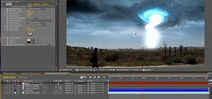 Create the Half-Life 2 Portal storm in After Effects