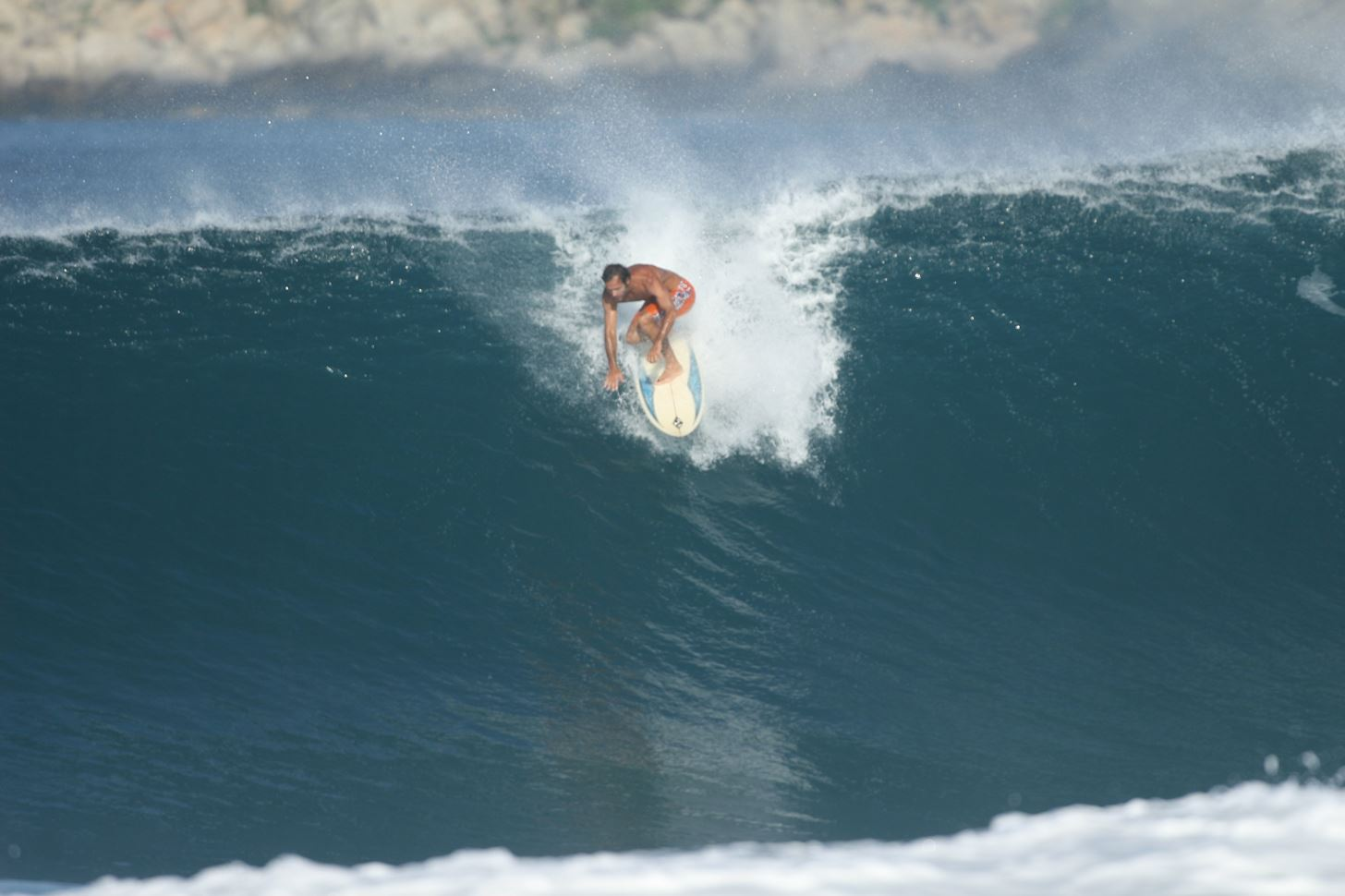 Gene Rink - Zicatela, Puerto Escondido