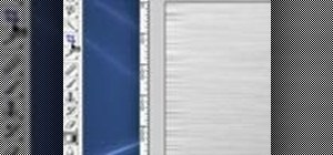 Create a brushed steel texture in Photoshop