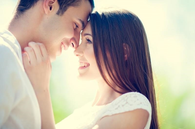 Fall in Love by Looking a Stranger in the Eyes
