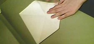 Make a paper fortune teller for fun