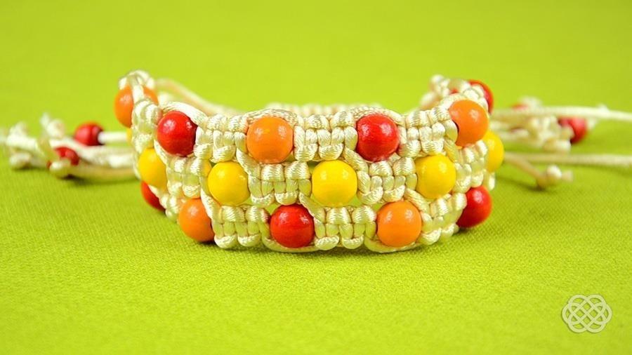 How to Make a Triple Shamballa Bracelet