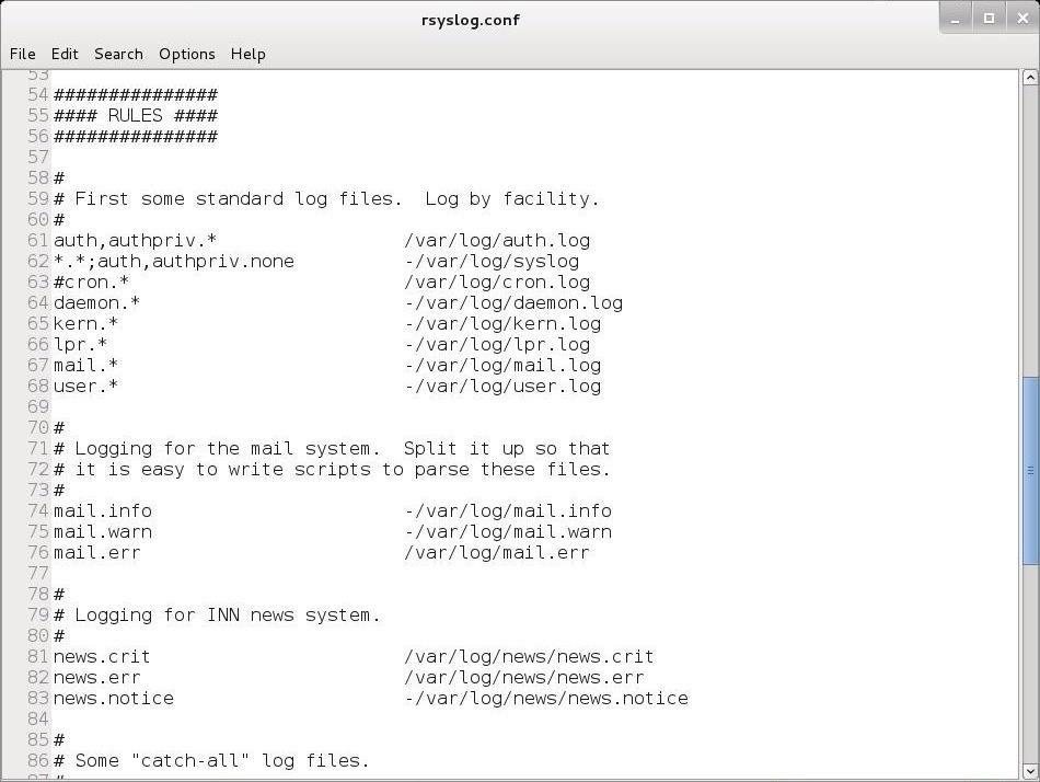 Hack Like a Pro: Linux Basics for the Aspiring Hacker, Part 23 (Logging)