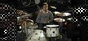 Impress on the drums