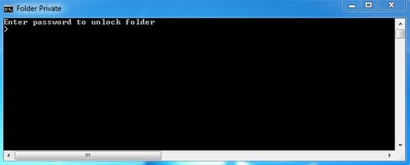 Hide Your Secrets: How to Password-Lock a Folder in Windows 7 with No Additional Software