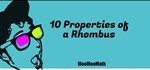 How to Identify a Rhombus