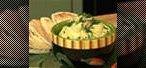How to Make hummus with garbanzo beans, tahini and parsley