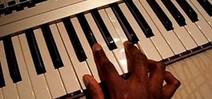 """Play the Lupe Fiasco song """"I'm Beaming"""" on piano"""