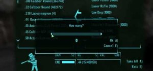 Find the secret room with all the items in Fallout 3