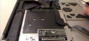 "Repair a MacBook Pro 13"" - SuperDrive removal"