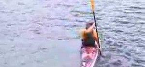 Do sea kayaking