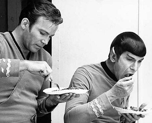 Trekkie RECIPE: William Shatner's Cappuccino Muffins