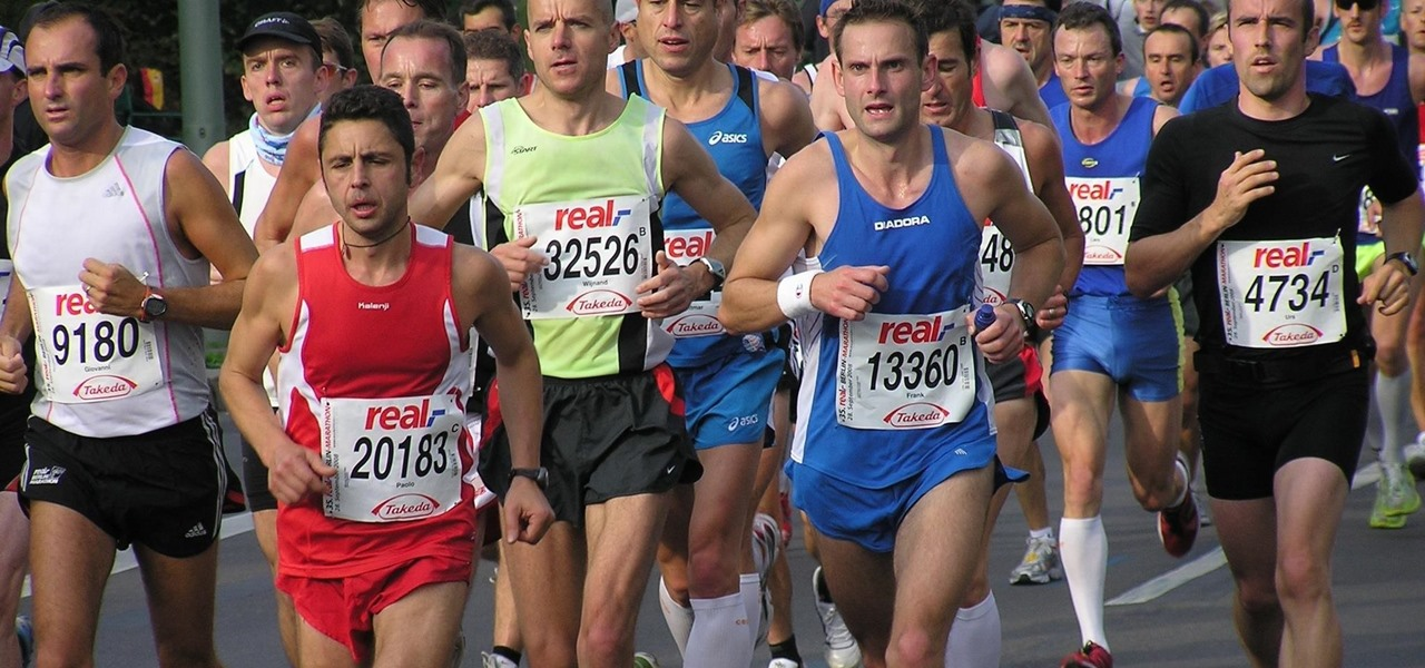 Athletes' Gut Microbes Are Tailored to Help Them Compete