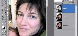 Correct skin blemishes & skin tone in Photoshop using