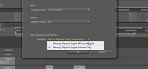 Unlock Adobe Premiere CS5 so you can use almost any NVIDIA graphics card