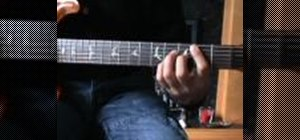 Improvise and play over Giant Steps on the guitar