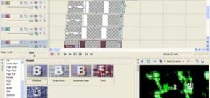 Edit a video intro in Sony Vegas 7