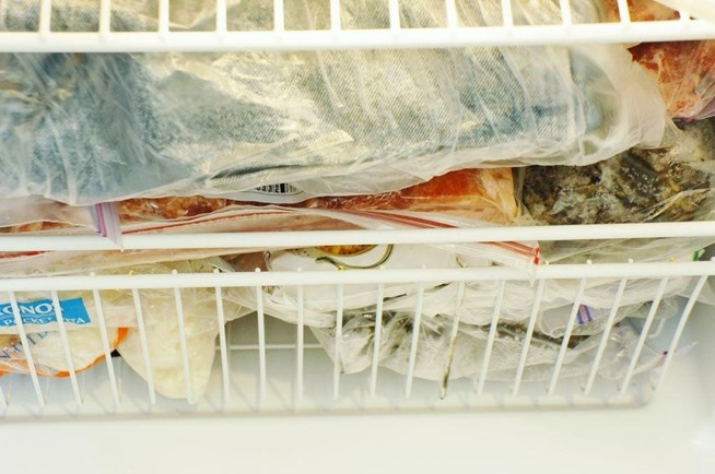 Put tights into the freezer to make them last longer