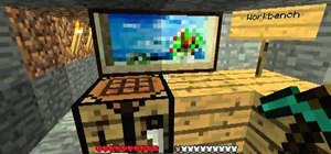 Craft different types of blocks in Minecraft