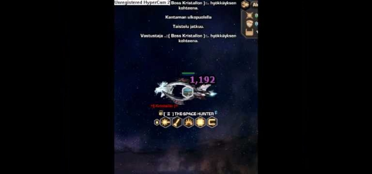 How to Kill the boss Kristallon in DarkOrbit by yourself « Web Games