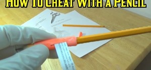 cheating on tests in high school