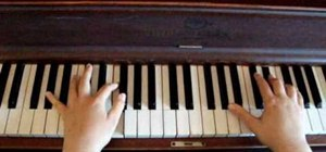 "Play Camp Rock's ""This Is Me"" on the piano"