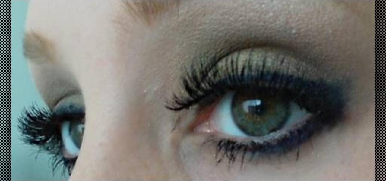 How To Wear And Reuse False Eyelashes Makeup Wonderhowto