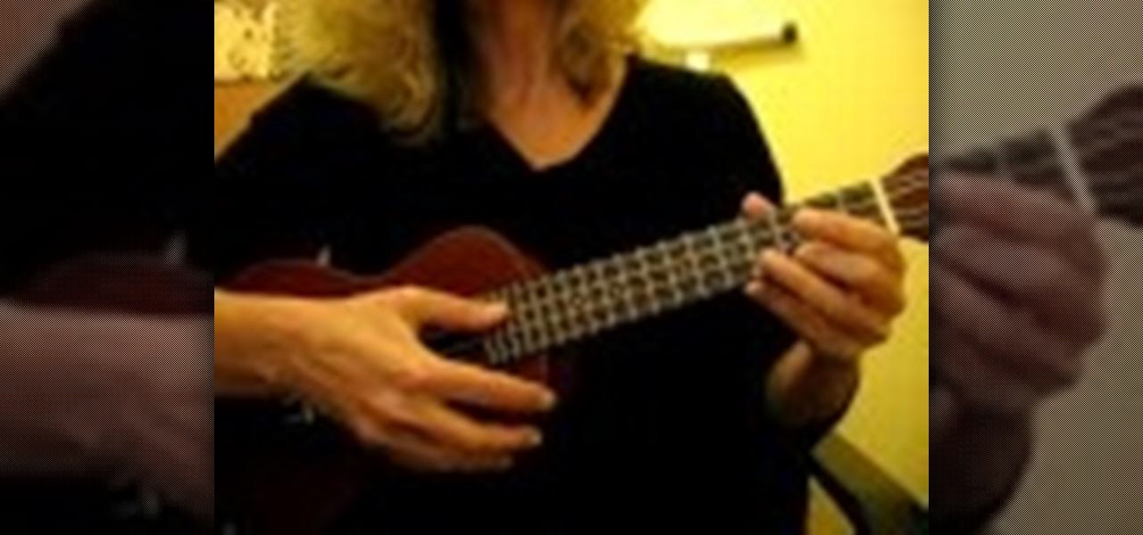 How To Play A Spanish Piece On The Ukulele Ukulele Wonderhowto