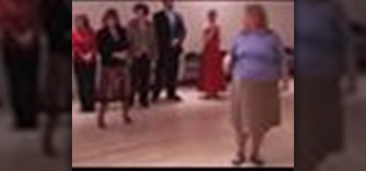 Learn the electric slide dance video