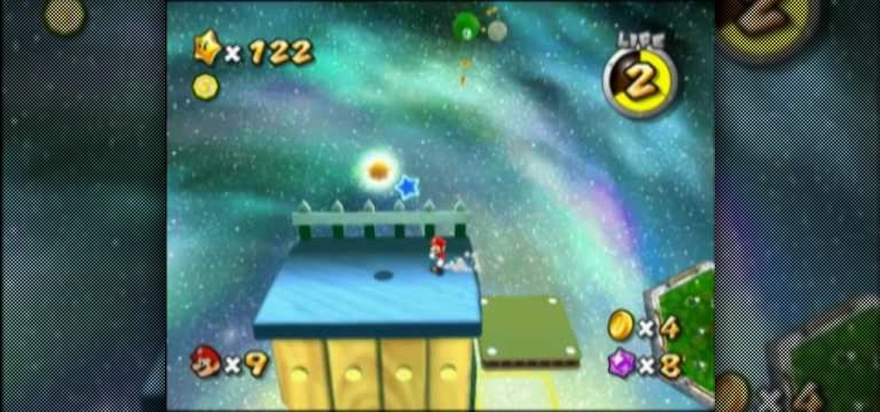 How to Obtain all 120 green stars in Super Mario Galaxy 2 ...