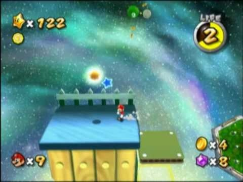 Obtain all 120 green stars in Super Mario Galaxy 2 for Nintendo Wii - Part 32 of 48