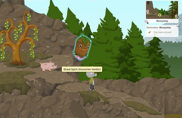Glitch Has Launched! New Oddball MMO from the Makers of Flickr and Katamari Damacy