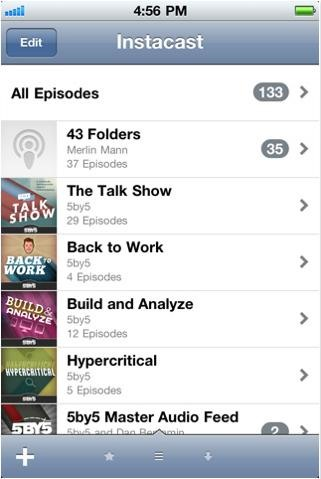 Instacast: A Better Way to Listen To & Manage Podcasts