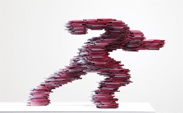 Speedy PVC Pipe Sculptures