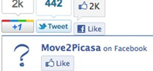 Move2Picasa Moves Facebook Photos to Google
