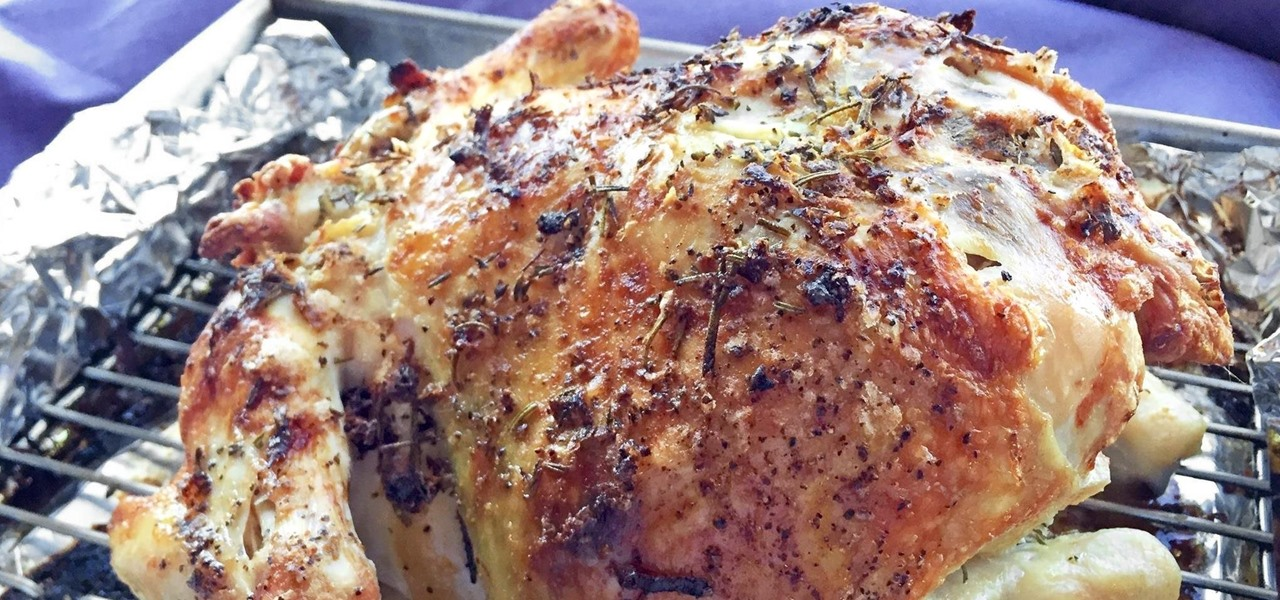 How to Cook a Perfectly Roasted Chicken « Food Hacks Daily