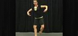 Dance a petit allegro ballet dance