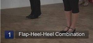 Do advanced tap dance steps