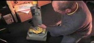 Change a Dyson dc01 vacuum hose