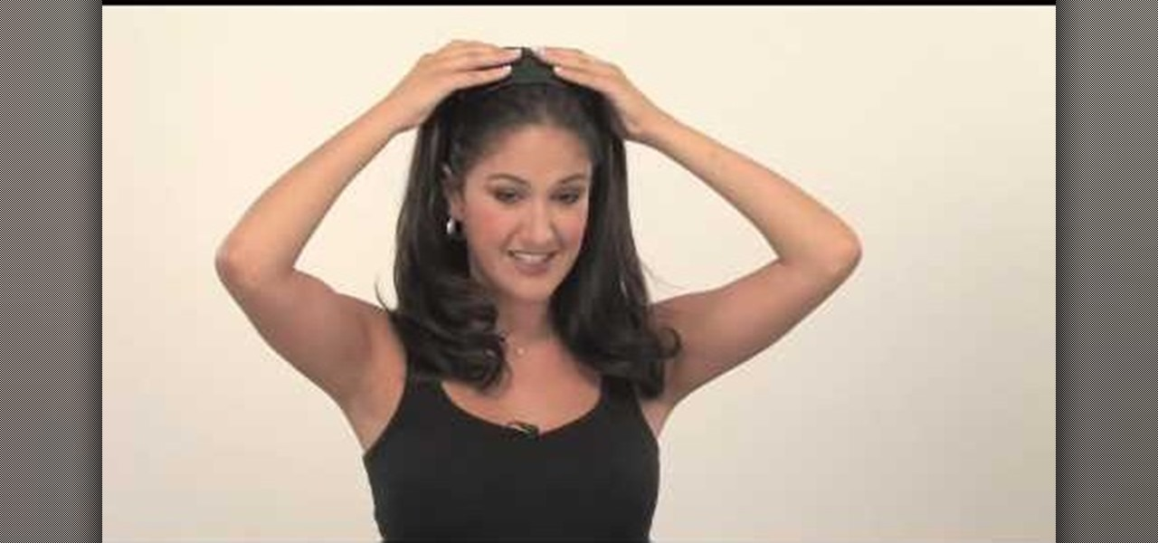 How to Create your own instant headband style « Hairstyling ...