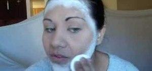 Create a Winter Wonderland makeup look