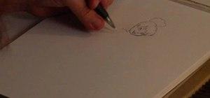 Draw Disney's Tinkerbell