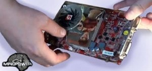 Replace the graphics card in your PC