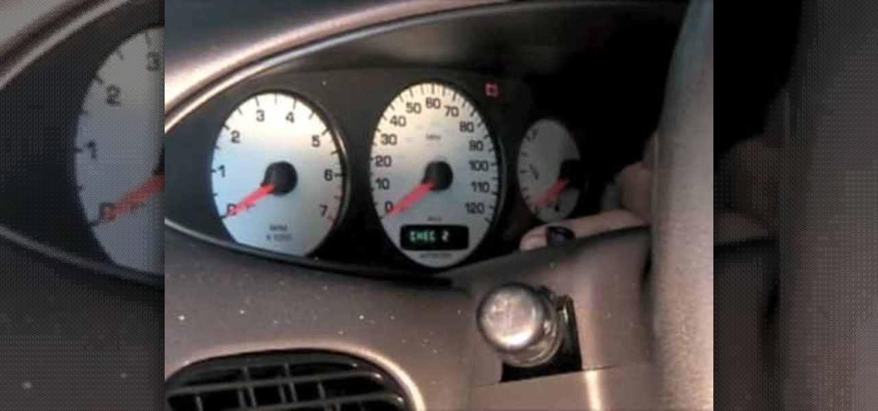 how to reset the speedometer on a chrysler  u00ab auto