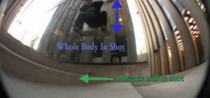 Film skateboarding