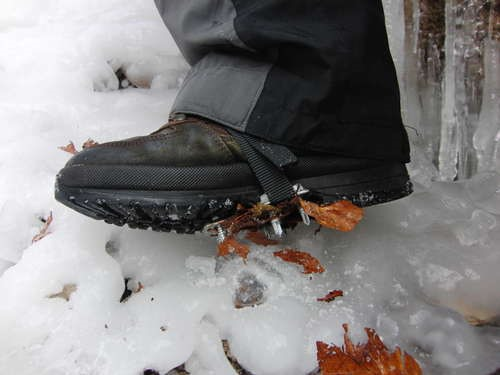 HowTo: Build Your Own Anti-Slip Ice Claws