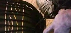 Tune a Djembe African hand drum